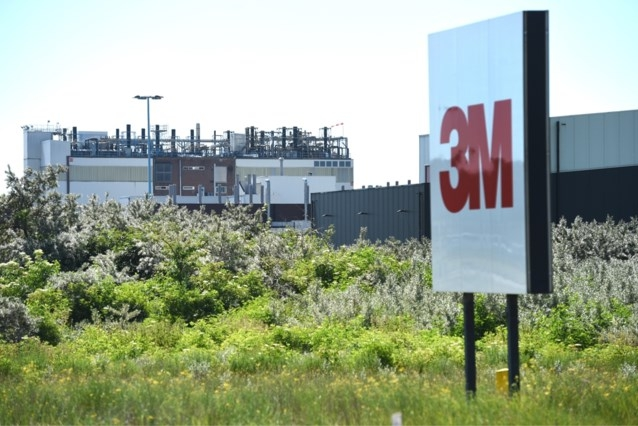 """3M washes our hands innocently: """"We operate entirely in accordance with ... (Zwijndrecht)"""