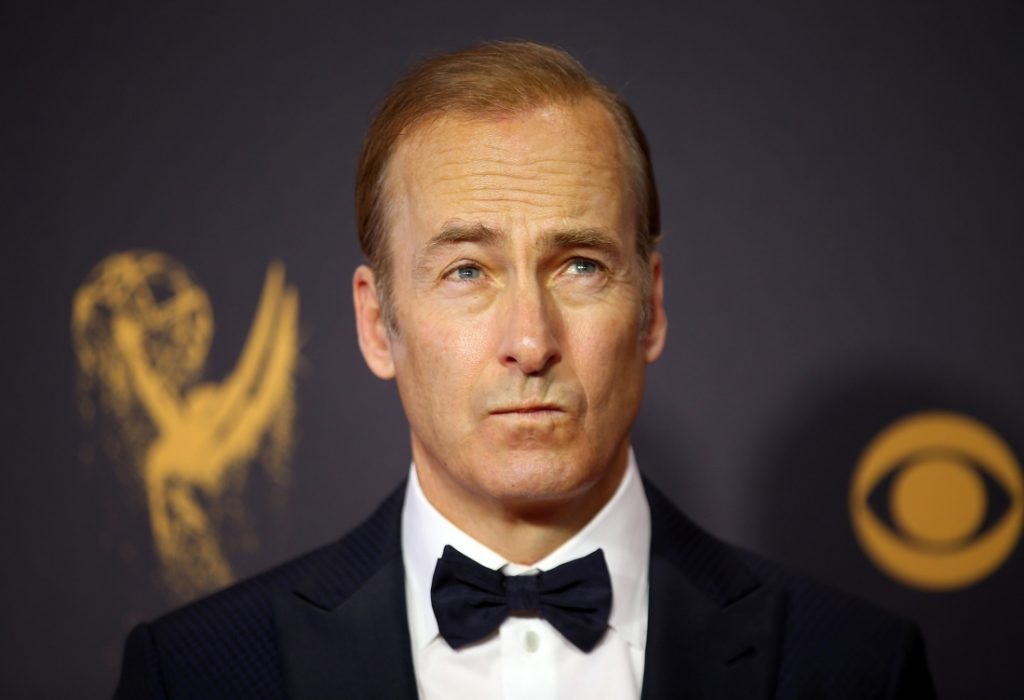 Actor Bob Odenkirk's reaction after breaking up on set: 'I...