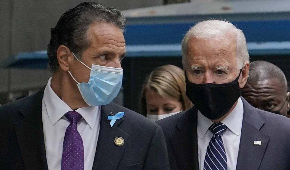 Biden: New York governor should resign after allegations...
