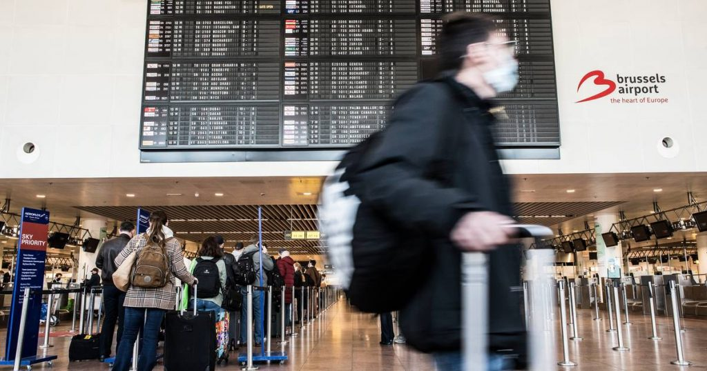 Brussels Airlines strike: 'No intention to punish passengers' |  for travel