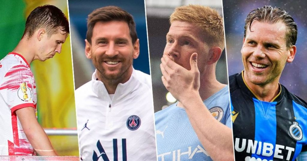 """Club Brugge in a heavy group with Manchester City led by De Bruyne, Paris Saint-Germain, Messi and RB Leipzig - Clement: """"We still aspire to second place""""    sports"""