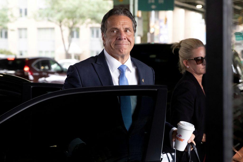 Cuomo files New York Governor to retire