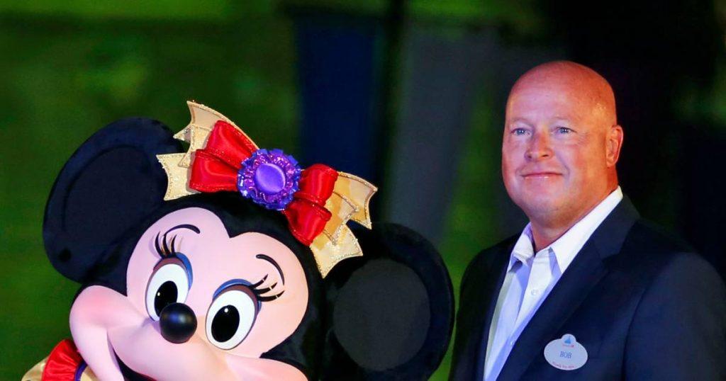 Disney CEO subtly responds to pandemonium about 'Black Widow' |  showbiz