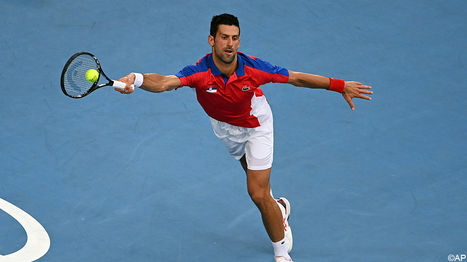"""Djokovic at the US Open: """"A Grand Slam will be the greatest achievement of my career"""" 
