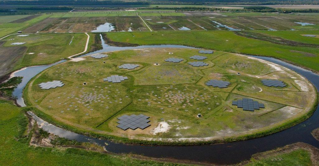 Dutch radio telescopes see a mysterious radio flash