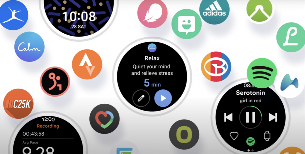 Exclusive new Google apps for Wear OS 3 smartwatches