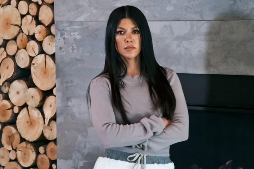 Vaarwel lange lokken: nieuwe look voor Kourtney Kardashian