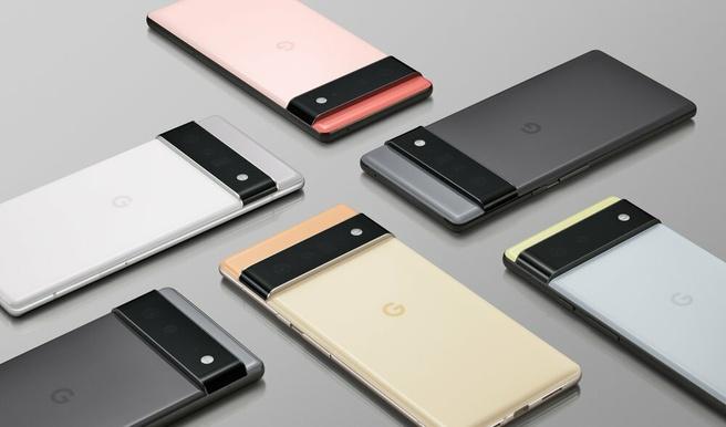 Google Pixel 6 en Pixel 6 Pro