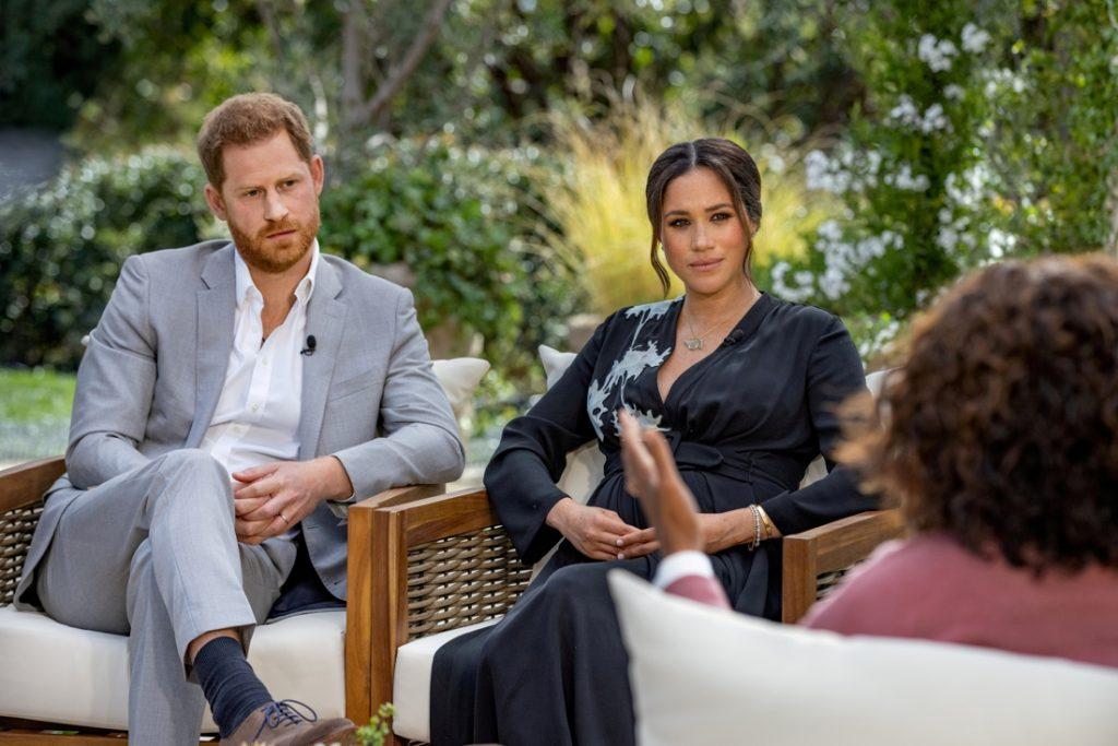 Harry en Meghan overwogen in Oprah-interview te onthullen wie racistische dingen tegen Meghan zei
