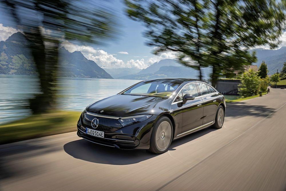 Zoveel betaal je voor Mercedes elektrische luxewagen EQS - 24852