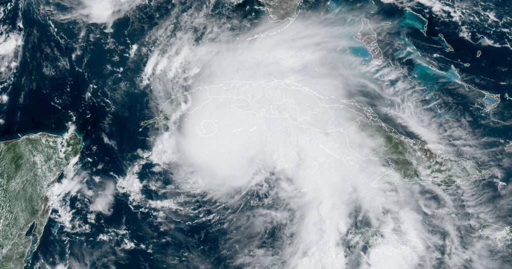 Hurricane Ida headed for Louisiana.  New Orleans tells residents to flee    Abroad