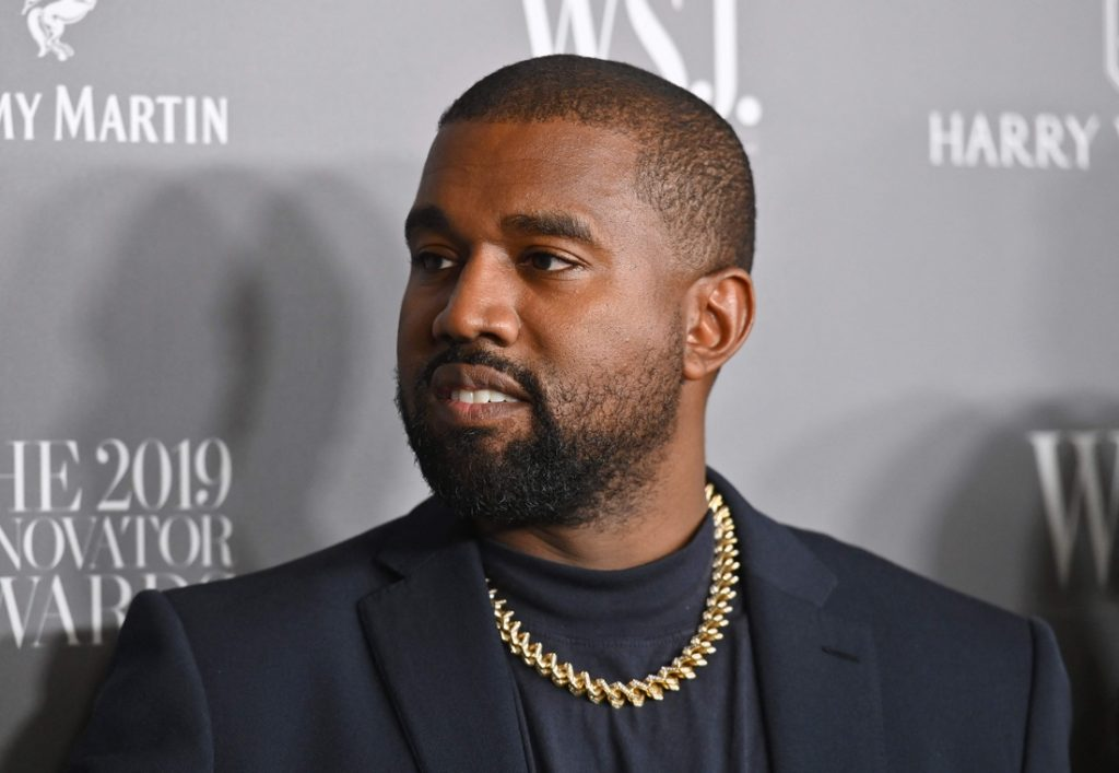 Kanye West is now officially requesting a name change
