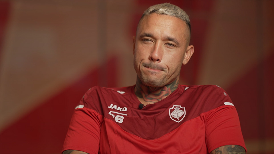 """Nainggolan: """"The President of Antwerp Gheysens wants to become a hero with me"""" 