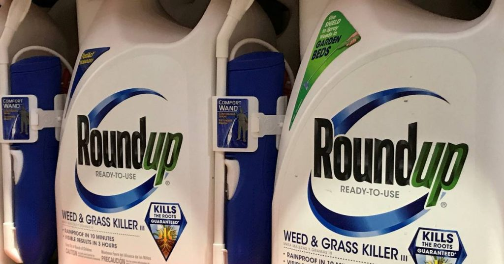 Net loss of €2.3 billion for Roundup Bayer product |  abroad