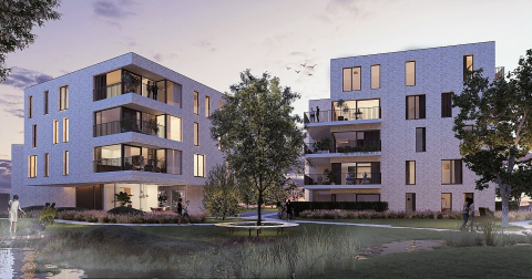 """New residential project """"Residence Lino"""" launched in Herentals Kleerroos"""