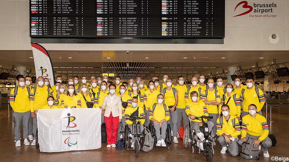 """Paralympic delegation left: """"We will go to 10 medals""""    Games for people with special needs"""