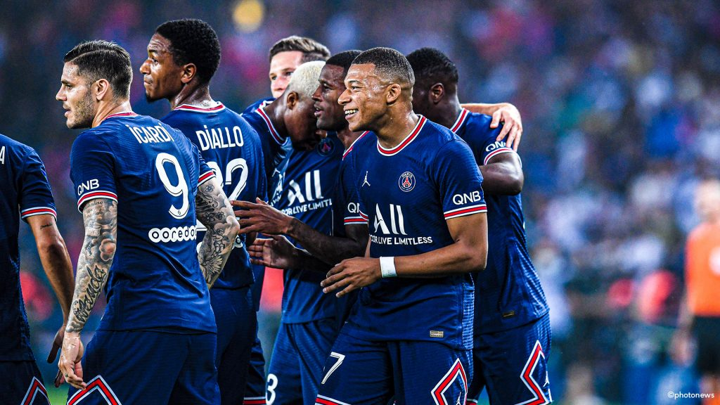 Paris Saint-Germain almost surrendered 3-0, Mbappe whistled by his fans |  Ligue 1 Uber Eats 2021/2022
