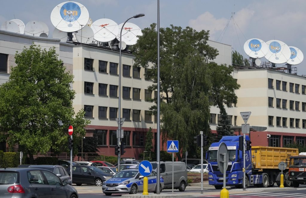Polish news channel TVN24 gets a Dutch broadcasting license