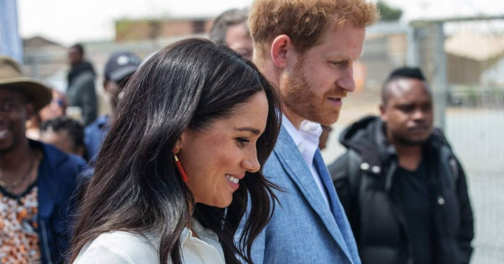 Prince Harry and Meghan Markle lose 700,000 followers on Instagram in one year |  showbiz