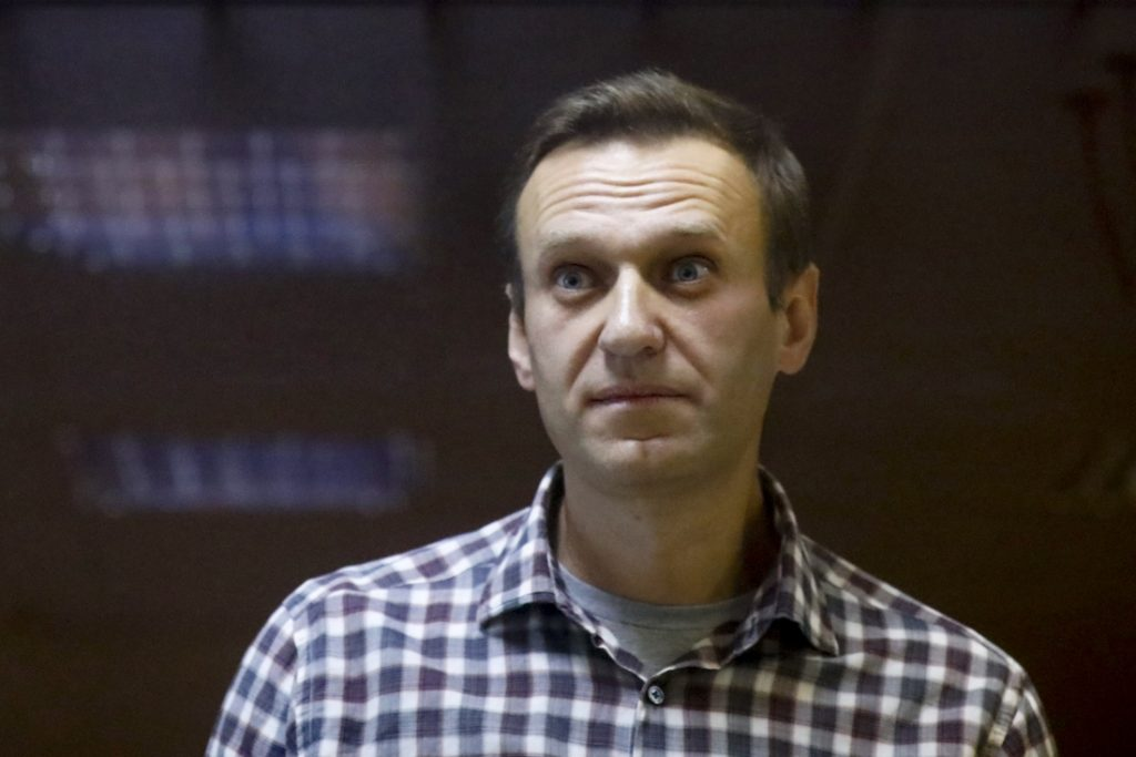 Putin critic Navalny risks three more years in prison