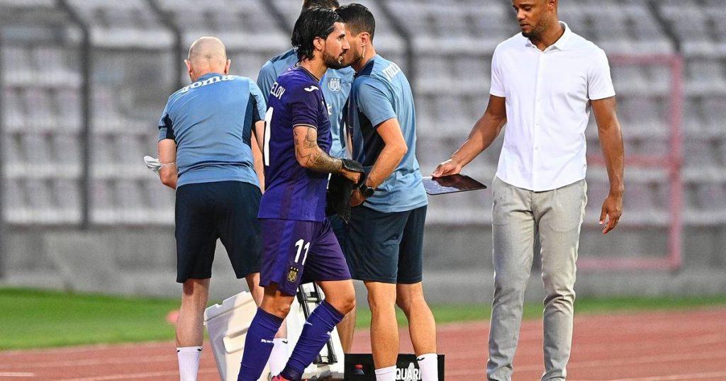 "Rafa is now also against Syring?  Kompany: ""I'm not stupid"" |  sports"