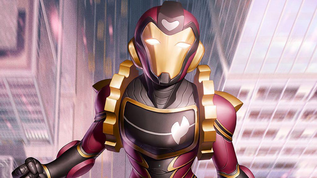 Rumor: New Marvel heroine Iron Heart made her debut in Black Panther: Wakanda Forever