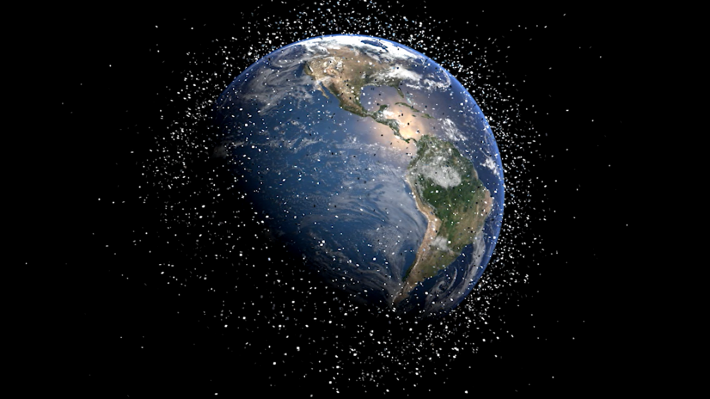 Solving the space junk problem: How much debris is there?