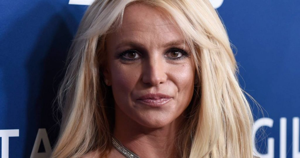 The case of assault on housekeeper Britney Spears referred to the prosecution  showbiz