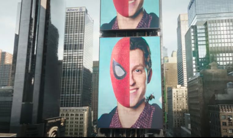 The movie studio reacts quickly after the trailer for an official Spider-Man movie (and an old acquaintance) leaked