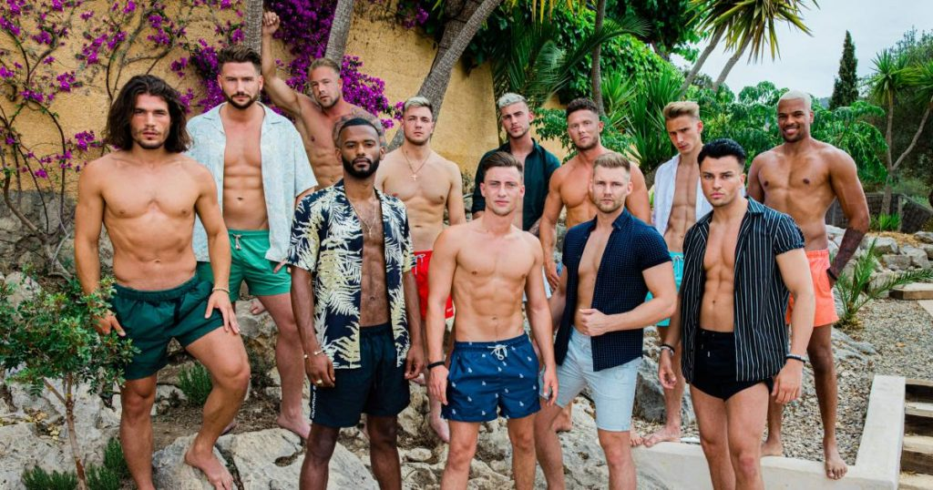These unmarried men will soon show their best seduction skills on 'Island of Seduction: Love or Leave' |  television
