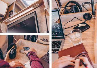 digital nomad, camper