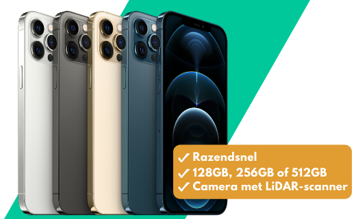 iPhone 12 Pro now at an extra high discount and 3 months of Apple TV + for free!