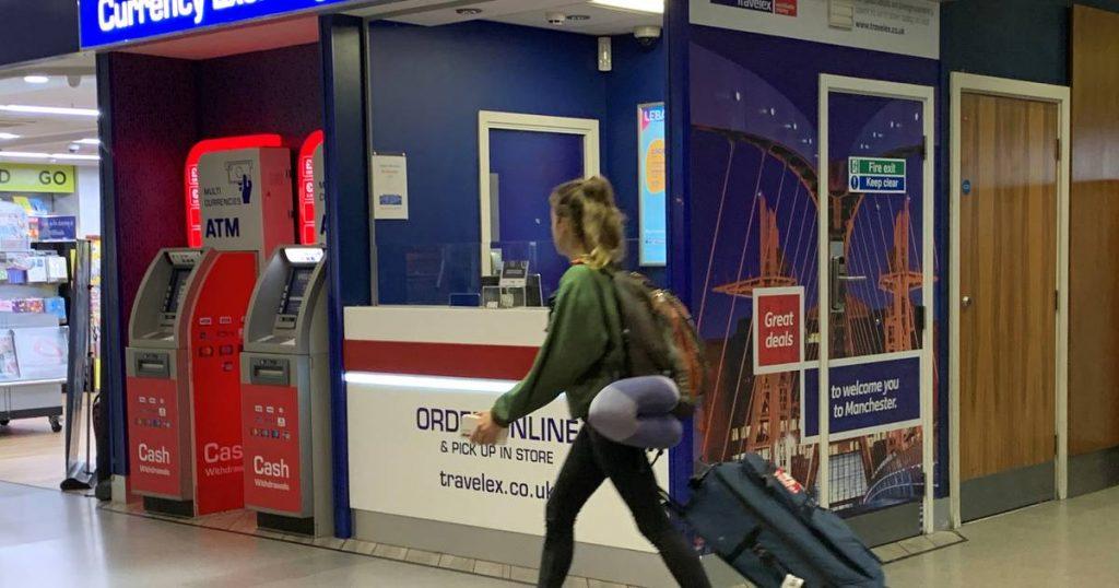 Travelex bankruptcy declaration    Economie