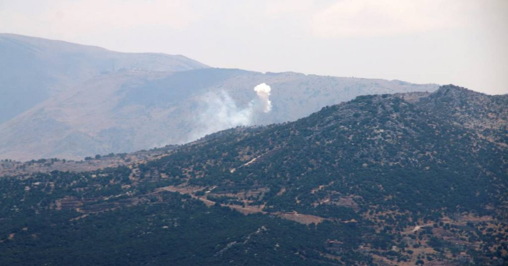 Twenty missiles were transferred from Lebanon to Israel |  News