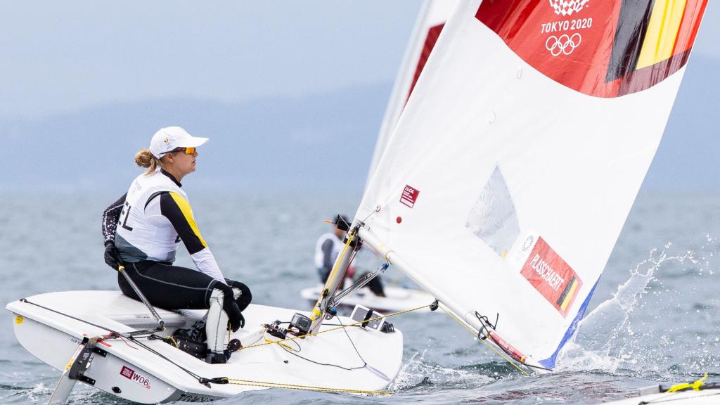 Van Acker hopes for medal race at Plasschaert: 'Bronze in hand'    the Olympics
