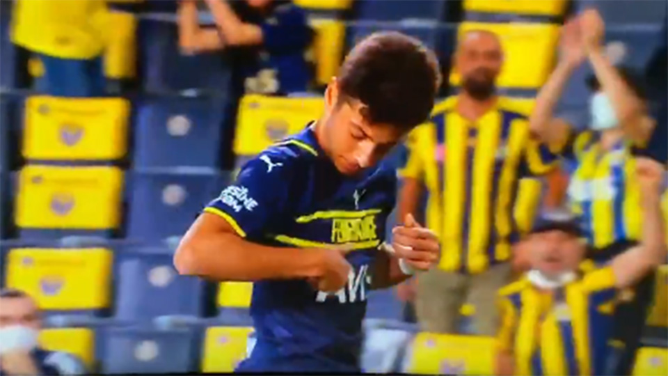 Wanted: The club's logo accepts it to register the Fenerbahce player |  European League