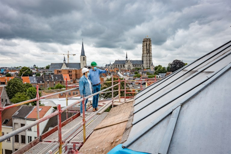 Climb Theses Predikherenkerk: a cultural temple in the making