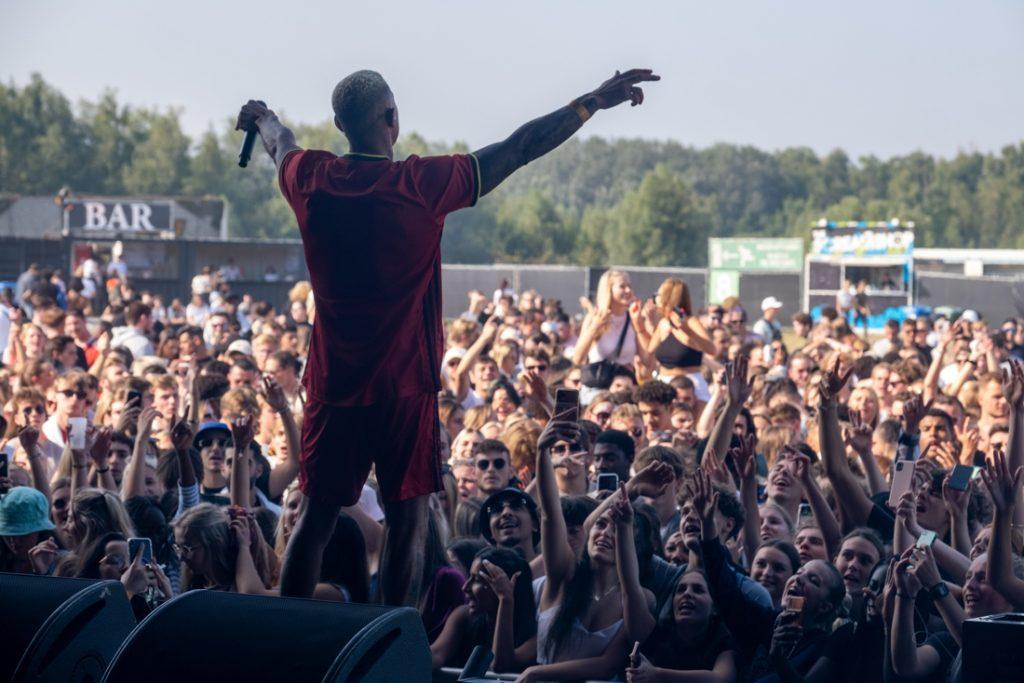 Fire is gold makes Antwerp the capital of hip-hop (Antwerp)