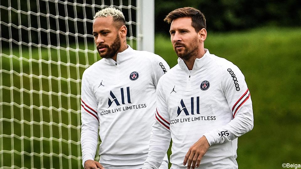 "PSG to Brugge and Draxler: ""Club Brugge plays good football"" |  UEFA Champions League 2021/2022"