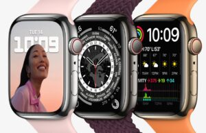 Apple Watch Series 7 watch faces