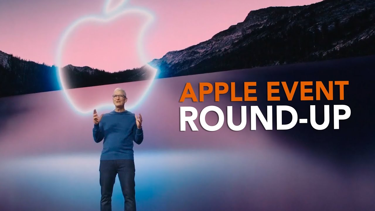 A tour of the iPhone 13 event: alles over de iPhone 13 and 13 mini en 13 Pro