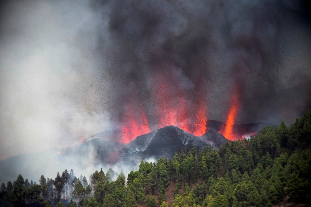 Volcano eruption in the Canary Islands: 300 people have died so far