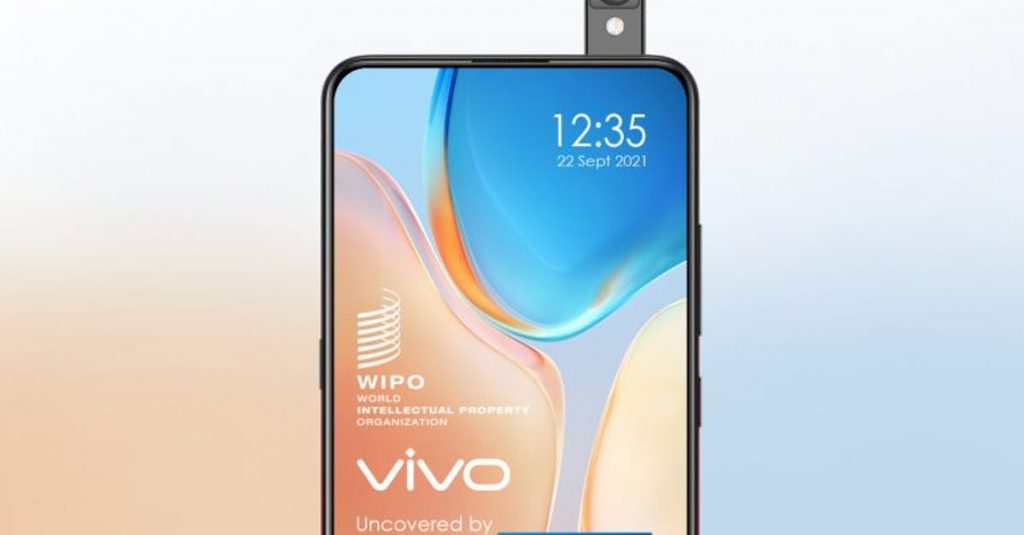 Vivo patented a phone with a detachable camera and battery