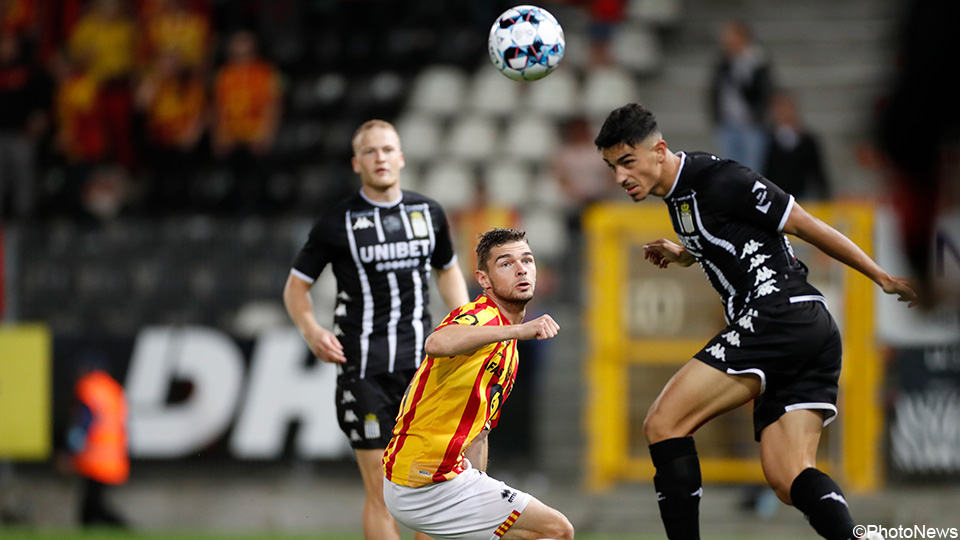 Charleroi now also bumps into KV Mechelen at his house |  Jupiler Pro League 2021/2022