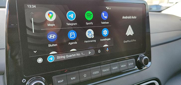 5 nieuwe functies voor Android Auto: verbeteringen Waze en meer
