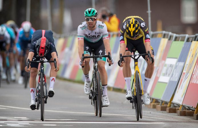 Wout van Aert won the last edition of the Amstel Gold Race.