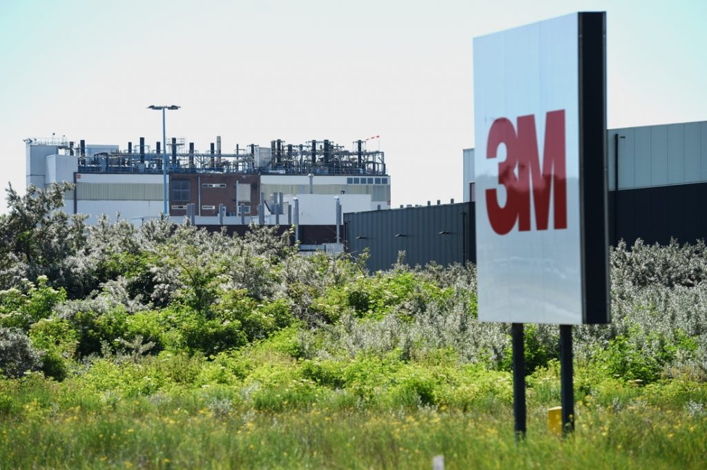 3M will come to the PFOS investigation committee for the second time