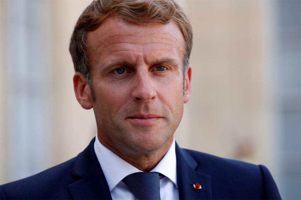 Biden and Macron talk again after the submarine affair
