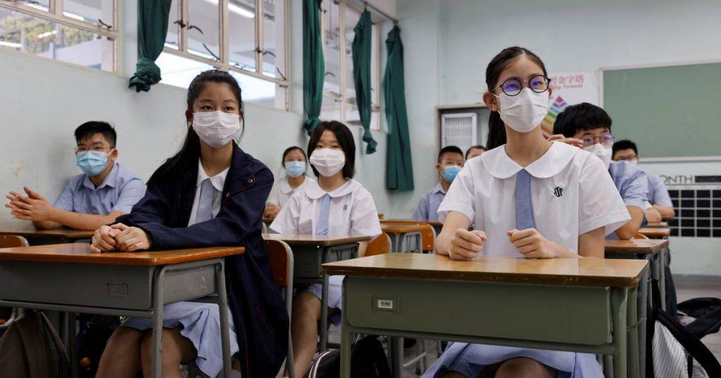 Chinese children learn their boss's ideas    News