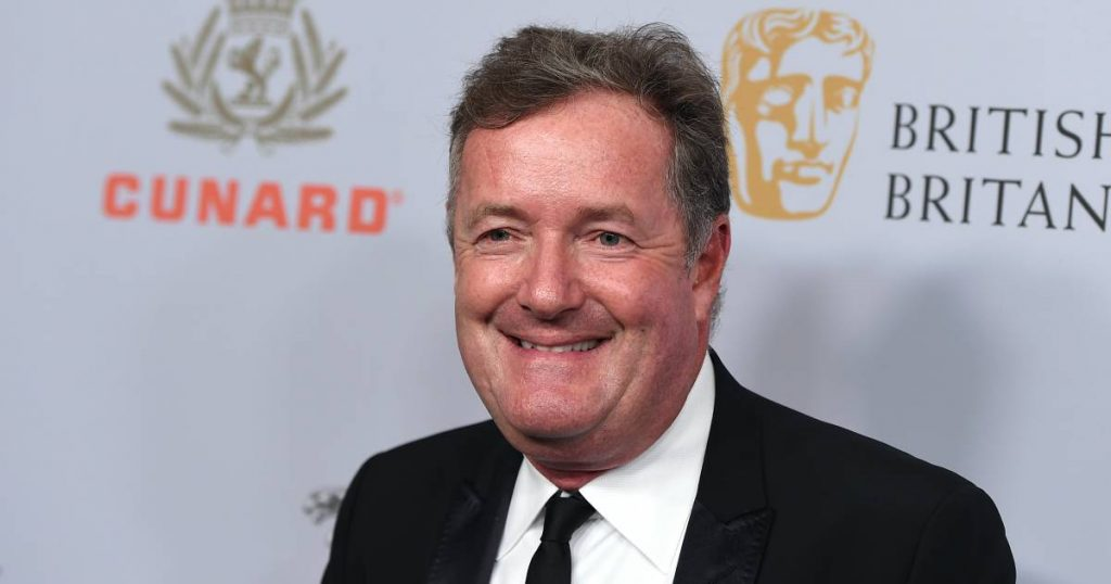 Controversial Piers Morgan gets new show: 'Actually, Megan has been great in my career' |  Famous